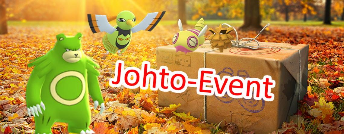 Johto-Event in Pokémon GO bringt 7 Quests, 2 Shinys und neue Raid-Bosse