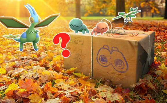 Knacklion Pokemon GO