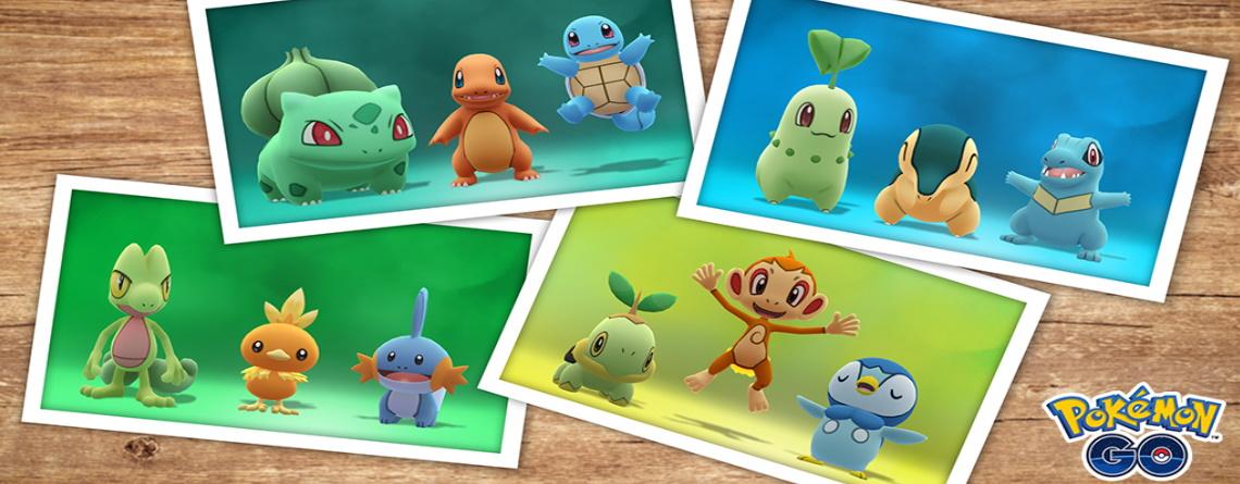 Pokémon GO: 20 Monster, die die Nostalgie-Herausforderung verbessern würden
