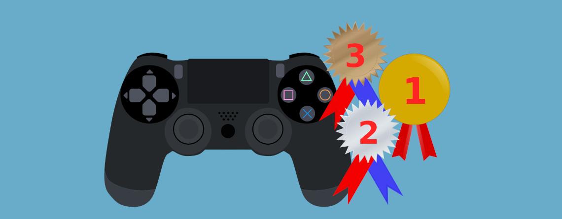 Die 5 beliebtesten PS4-Spiele im April, laut einer Gruppe Core-Gamer