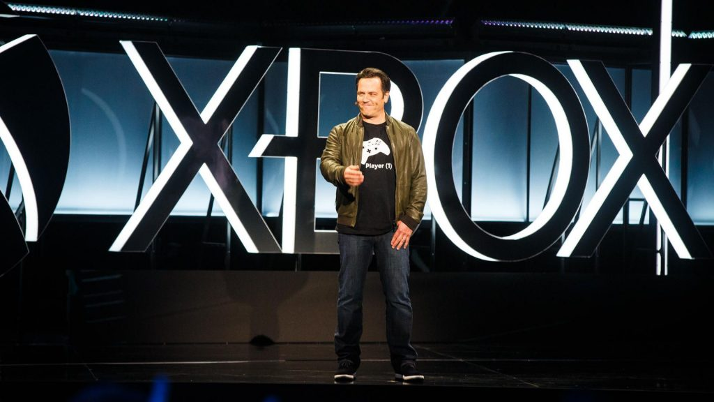 Titelbild Xbox Chef Phil Spencer