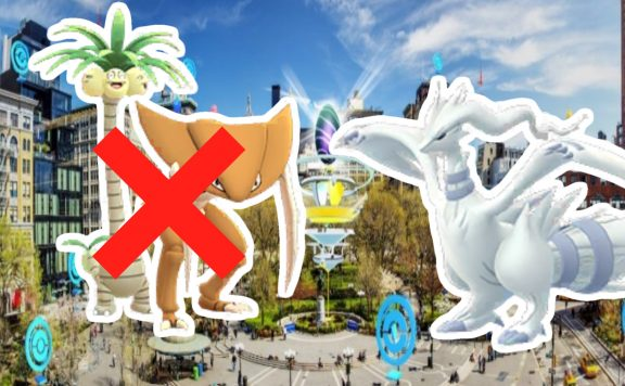 Pokemon GO Raid Bosse weg