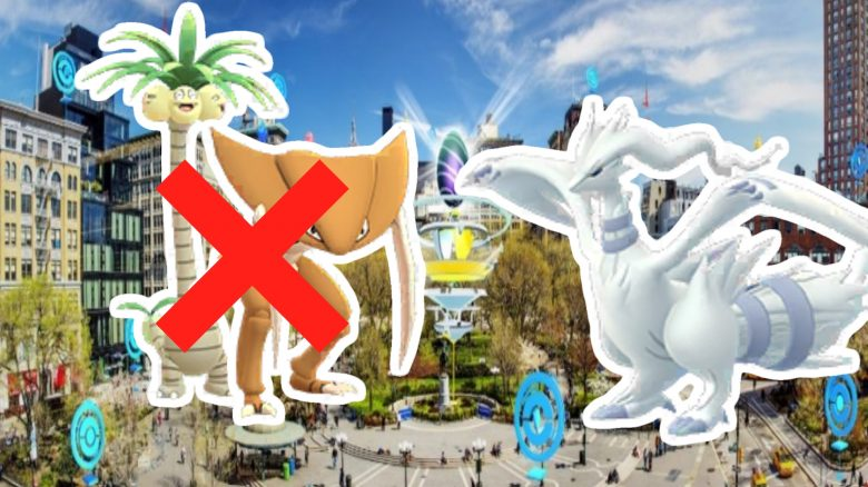 Pokémon GO hatte nur für wenige Minuten neue Raid-Bosse – doch sie kommen wieder