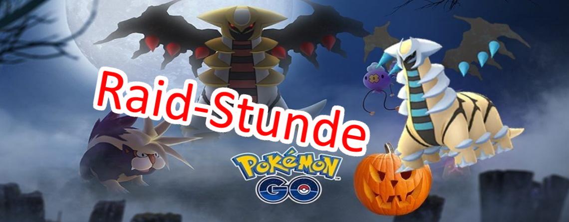 Pokémon GO: Heute startet erste Fern-Raid-Stunde mit Giratina – Alle Infos