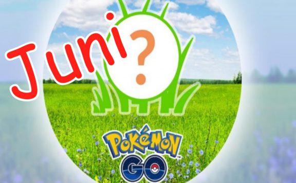 Rampenlichtstunde Juni Pokemon GO