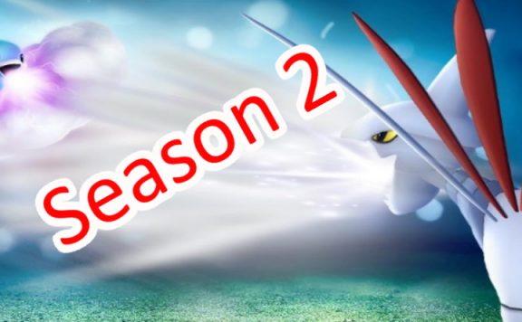Season 2 PvP LIga