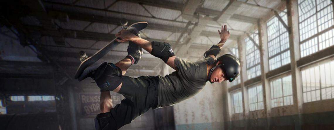 Tony Hawk's Pro Skater wird Remastered – Ich fühl mich, als wär ich wieder 12
