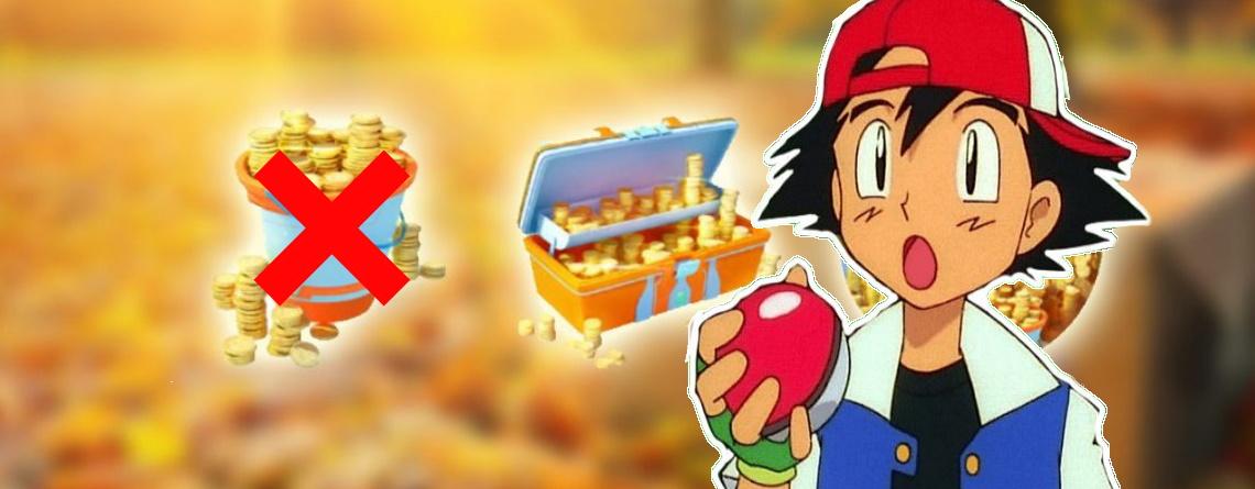 """Pokémon GO: Neues Münzsystem fällt bei erstem Test durch – """"Müll-System"""""""