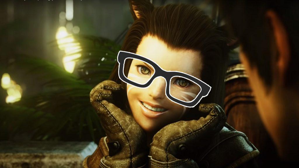 final fantasy xiv miqote brille header