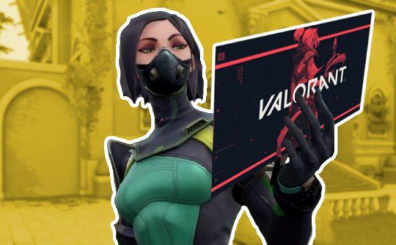 Valorant Release Viper Titel