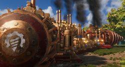 In diesem Steampunk-Survival-Spiel könnt ihr mit Freunden ins Erdinnere bohren
