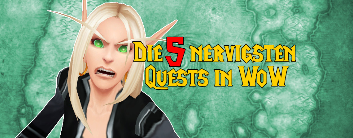 WoW: Hier sind die 5 nervigsten Quests aller Zeiten