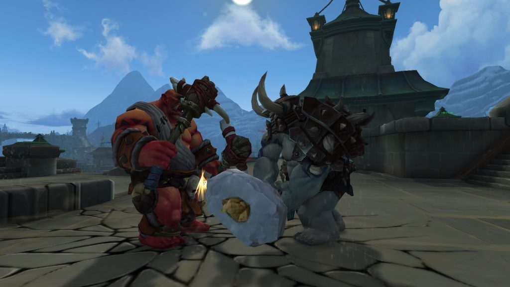 WoW Arenamasters Ogre Fight