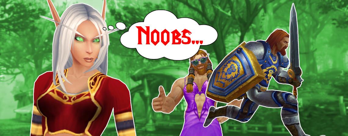 Warum machen uns MMORPGs wie WoW zu unfreundlichen Idioten?