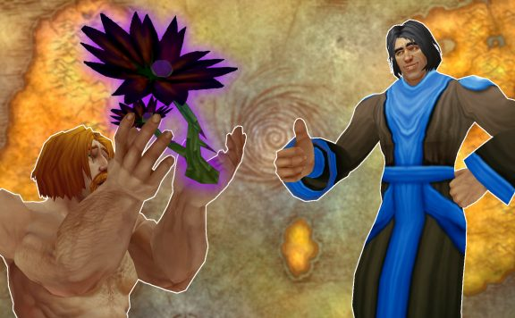 WoW Classic Human Beg Black Lotus Game Master Yes titel title 1920x1080