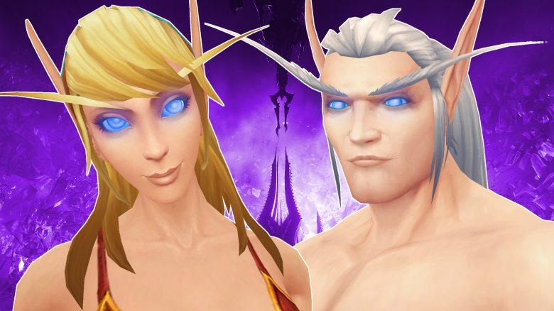 """WoW: Blizzard knickt ein – """"Hochelfen"""" für Horde und Allianz kommen"""
