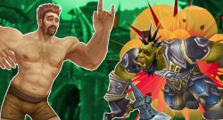 WoW Explosion Orc Human naked dance titel title 1140x445