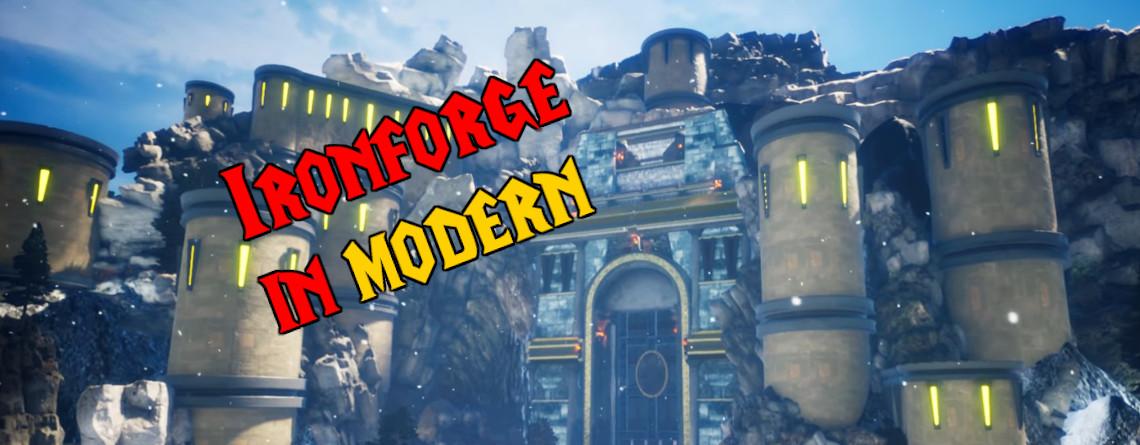 So sähe WoW mit moderner Grafik aus: Schaut euch Ironforge in Unreal Engine 4 an
