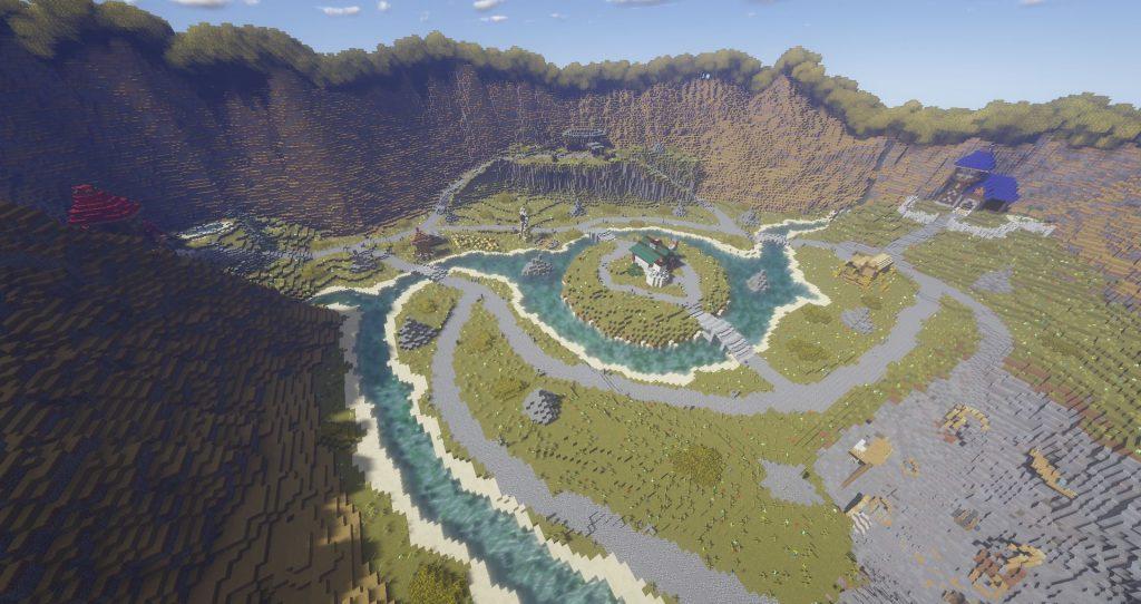 WoW Minecraft Arathi 1