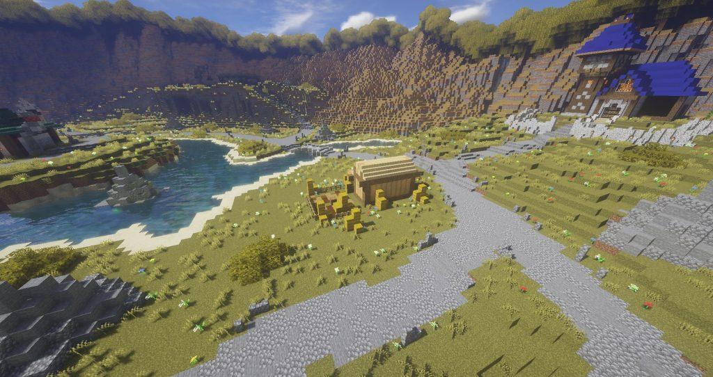 WoW Minecraft Arathi 2