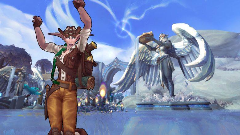 WoW Shadowlands: Ich dachte, Bastion wäre langweilig – ich habe mich geirrt