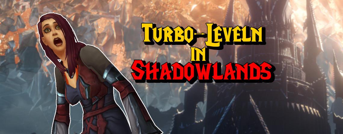 WoW: Level-Profi zeigt, wie schnell man in Shadowlands Stufe 50 erreicht