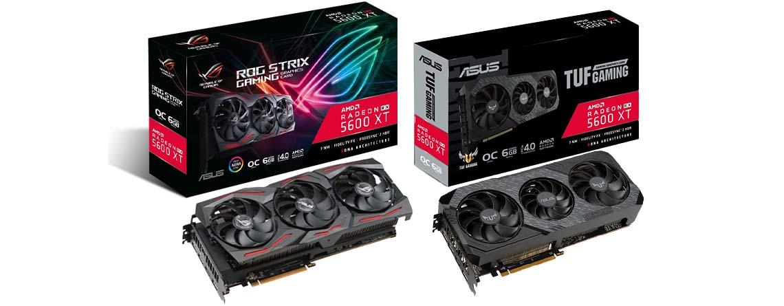 Alternate Tagesdeals: ASUS Radeon RX 5600 XT deutlich günstiger
