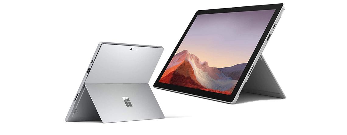 Amazon Angebote: Microsoft Surface Pro 7 zum Bestpreis