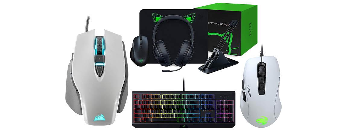 Amazon Angebote fürs PC-Gaming: Mäuse & Tastaturen günstiger