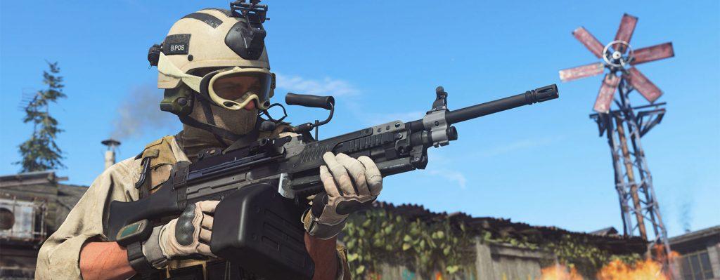 cod modern warfare soldate action waffe himmel