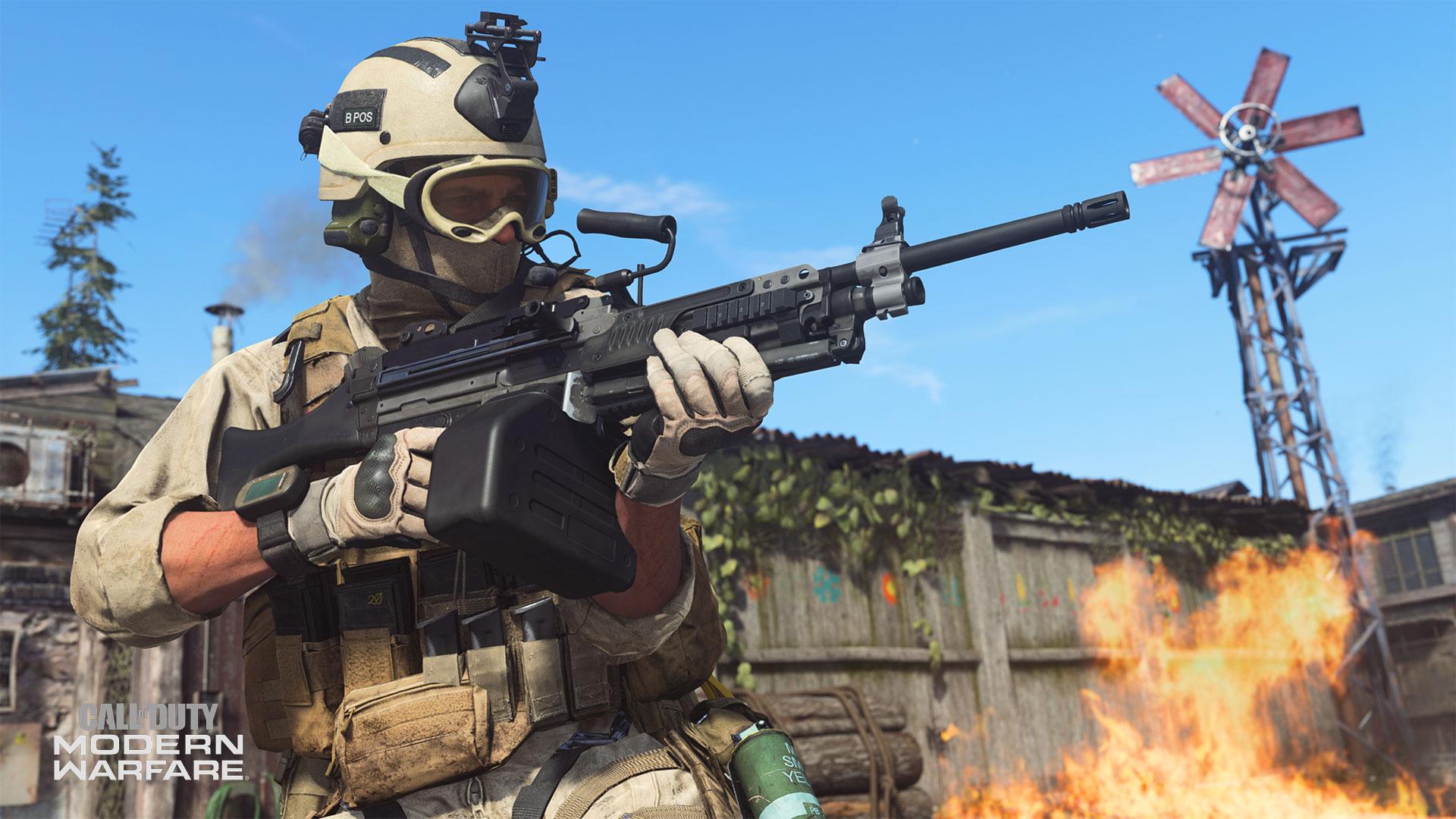 CoD MW & Warzone: Neues Update nerft die stärkste Waffe – Patch Notes