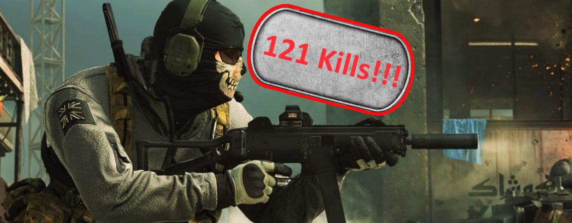 Schaut euch an, wie ein Team 121 Kills in CoD Warzone holt – Neuer Rekord