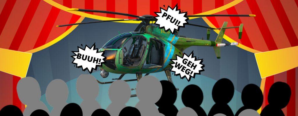 cod warzone fahrzeuge helikopter entfernt glitch titel