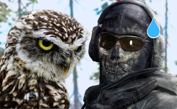 cod warzone trick vogel ghost titel