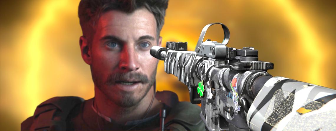 CoD Warzone: Krasses Solo-Setup macht die M4A1 noch stärker, auf jede Distanz