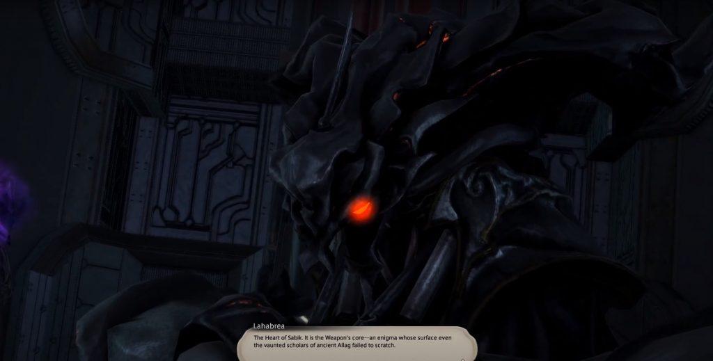 final fantasy xiv lahabrea praetorium