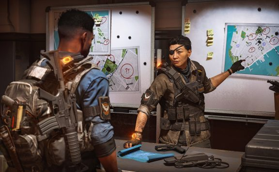 division 2 briefing