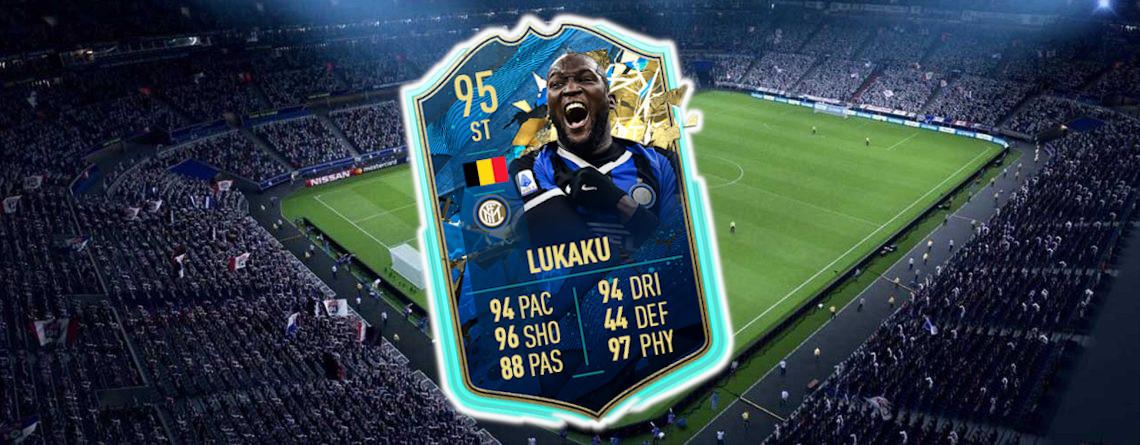 FIFA 20 TOTS: Lukaku bekommt neue 95er-Karte – Spieler sind enttäuscht und wütend