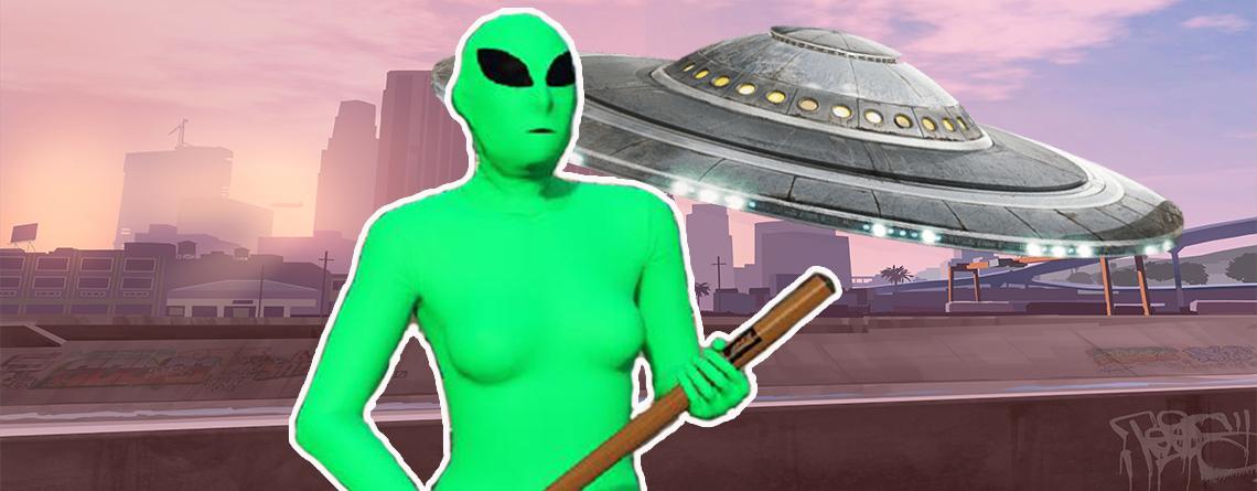 """GTA Online: Kampf zwischen Aliens – """"Das Beste, was dem Spiel je passieren konnte"""""""