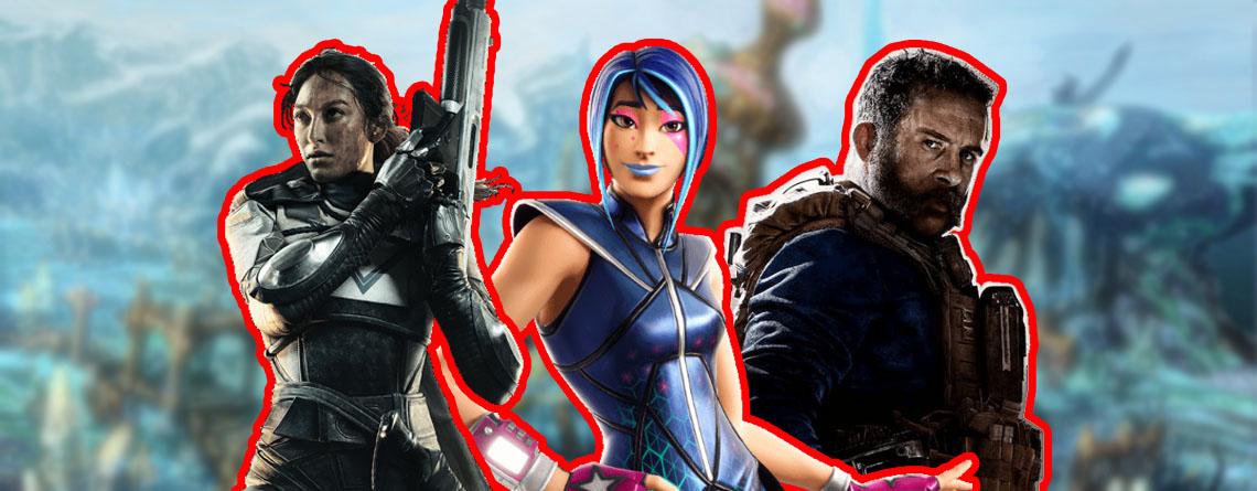 Welche Features sind euch in einem Multiplayer-Shooter am wichtigsten?