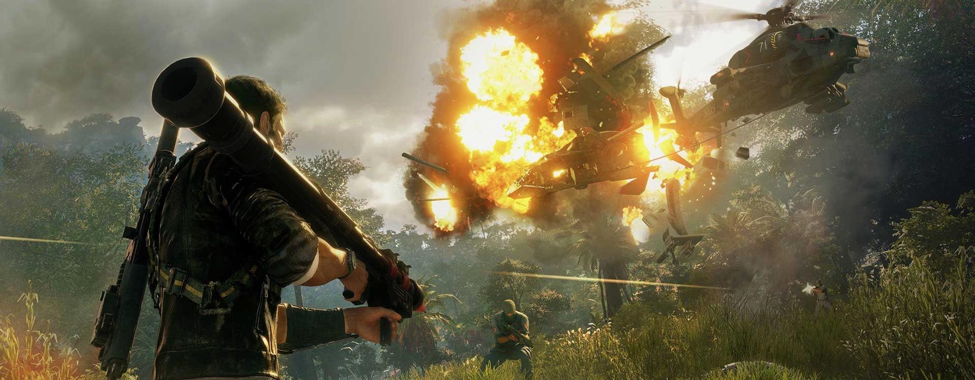 PS Store: Angebot der Woche bringt Action-Kracher Just Cause 4 nun 75% günstiger