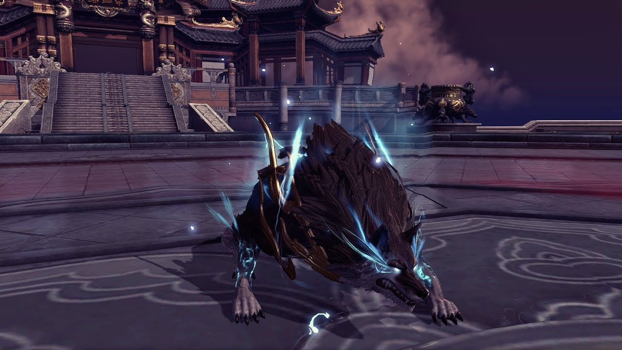 blade and soul wolf quiz resultat