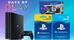 Sony Days of Play 2020: Die besten Angebote für PS4, PS Plus & VR