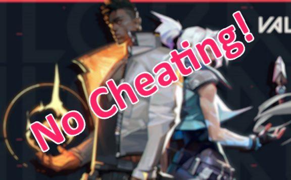 valorant no cheating titel 02