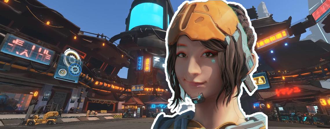 Das neue Cyberpunk-MMO Zenith zeigt erstes Gameplay