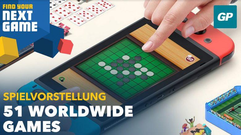 51 Worldwide Games ist ein (fast) perfekter Ersatz für Brettspielabende