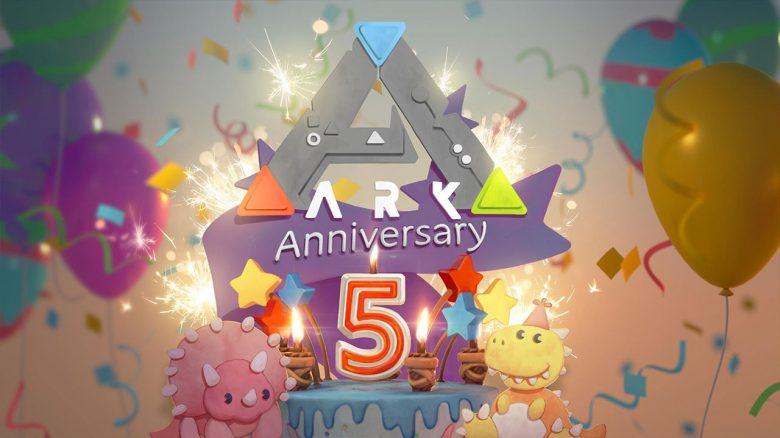 ARKs 5. Geburtstag Titel