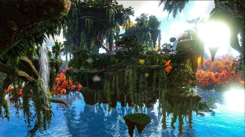 ARK Crystal Isles