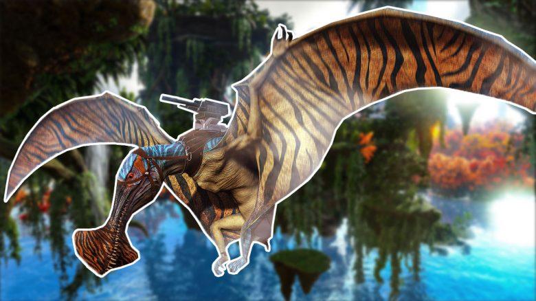 ARK Tropeognathus Titel