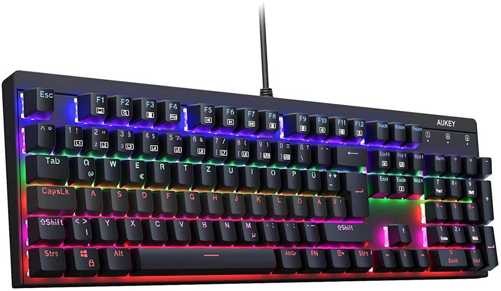AUKEY KM-G6 Gaming-Tastatur